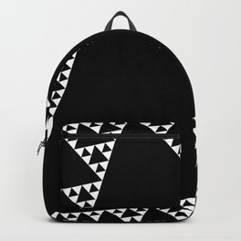 Fractal Triangle Backpack