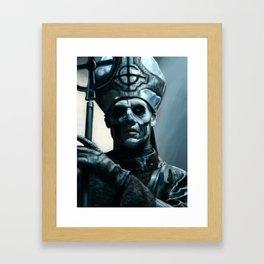 Papa Framed Art Print