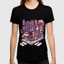 Japan Town T-shirt