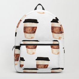 Coffee and Hustle on the Go Backpack