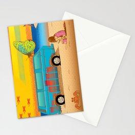 Beach Trip Stationery Cards