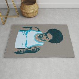 Lenny Kravitz - Portrait III Rug