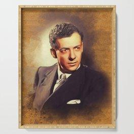 Benjamin Britten, Music Legend Serving Tray