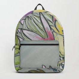 Protea bouquet Backpack