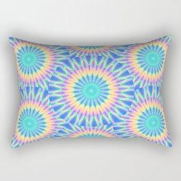 yoga 1 Rectangular Pillow
