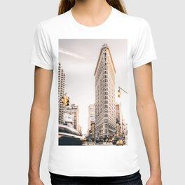 Flat Iron Building, architecture T-shirt