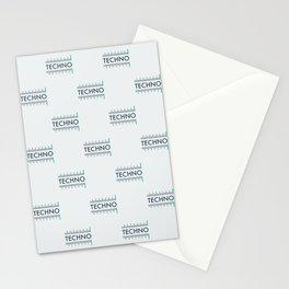 Techno Stationery Cards