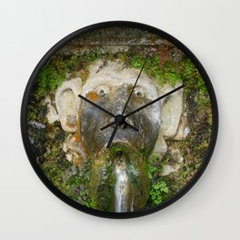 Villa Deste Tivoli Italy Wall Clock