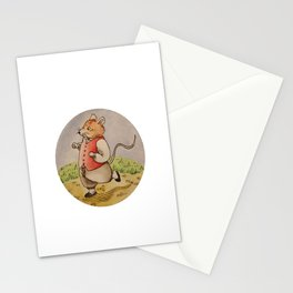 Stuart Mousey Stationery Cards