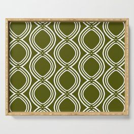 Hatchees (Olive Green) Serving Tray
