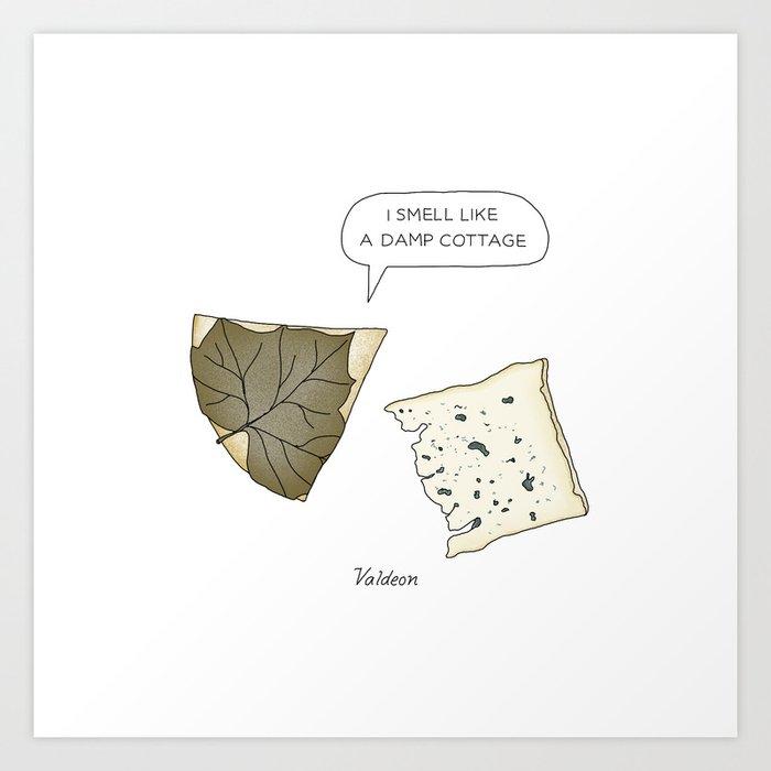 Valdeon Art Print