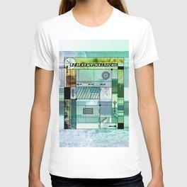 Unicuique sua domus nota B #everyweek 41.2016 T-shirt