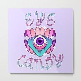 Eye Candy Metal Print