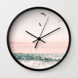 Santa Cruz California Wall Clock