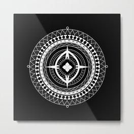 Timecapsule Metal Print