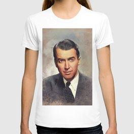 Jimmy Stewart, Movie Legend T-shirt