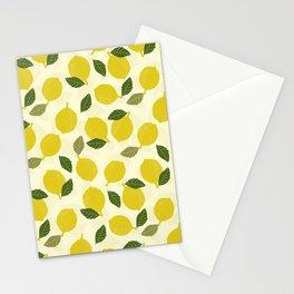 Limone Impression Stationery Cards