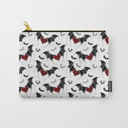 Heart Halloween Carry-All Pouch