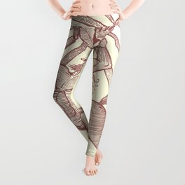 mythical ancient Greek creature centaur Leggings