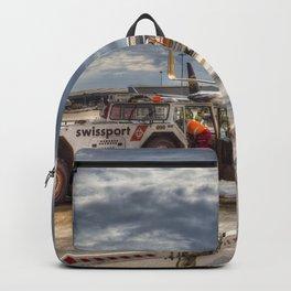 Heathrow Airport London Backpack