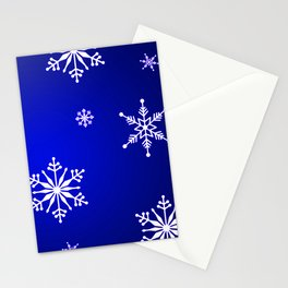 Classic Christmas Stationery Cards