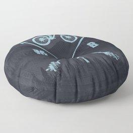 Downhill MTB Floor Pillow
