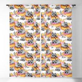 The Sweet Dreams of a Trash Panda  Blackout Curtain