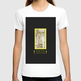 Clément de Fauquembergue, Portrait of Jeanne d'arc. T-shirt