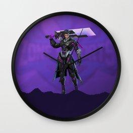 Alucard Wall Clock