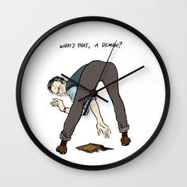 Rupert Giles Pin up Wall Clock