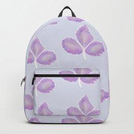 Lilac leaf  Backpack