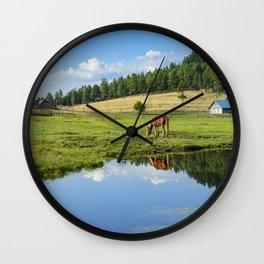 Colorado Country - 5404 Wall Clock