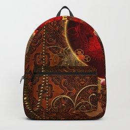 Wonderful steampunk heart Backpack