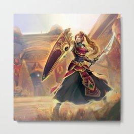 Elven guardian Metal Print