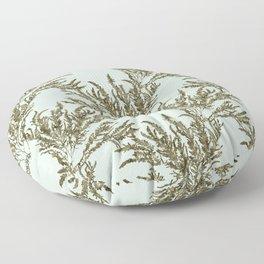 Seaweed Plant Floor Pillow