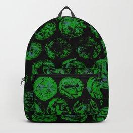 Green Beads Backpack