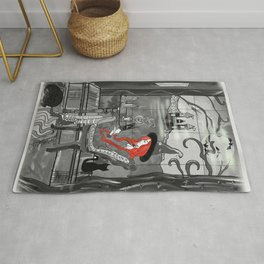 RedhairWitch Rug