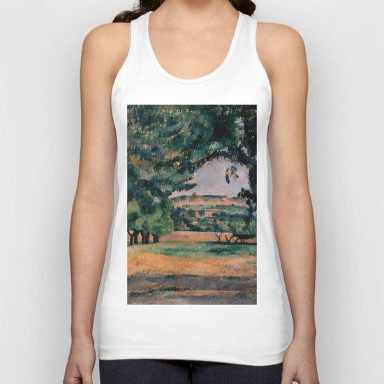 """Paul Cezanne """"The Neighborhood Of Jas De Bouffan"""" by alexandra_arts"""