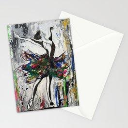 ballerina2 Stationery Cards