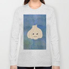 Vampire Garlic Long Sleeve T-shirt