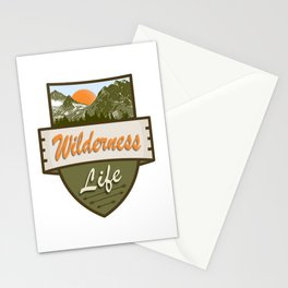 Wilderness Life Stationery Cards