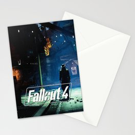 Fallout Stationery Cards