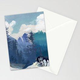 PAISAJE OESTE 3 Stationery Cards