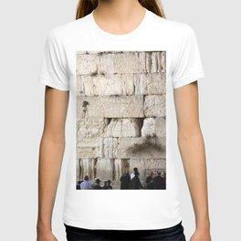 Jerusalem - The Western Wall - Kotel #4 T-shirt