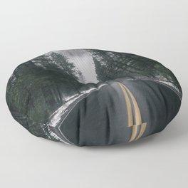 Forest Way Floor Pillow