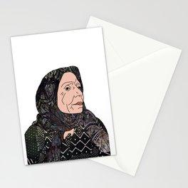 No Ban No Wall   Art Series - The Jewish Diaspora 006 Stationery Cards