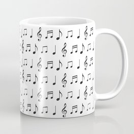 Music is life. Fill your life with music vibes all time round. Coffee Mug