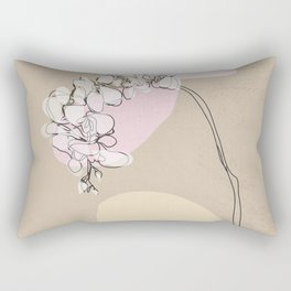 Orquideas Rectangular Pillow