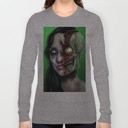 Zombified Long Sleeve T-shirt