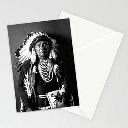 Chief Joseph - Nez Perce Chief - Circa 1900 Stationery Cards